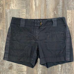 J.Crew cute black shorts